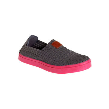 CRUISER GREY 0047 FUCHSIA SOLE