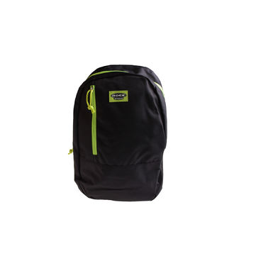 JERSEY BAG BLACK/LIME