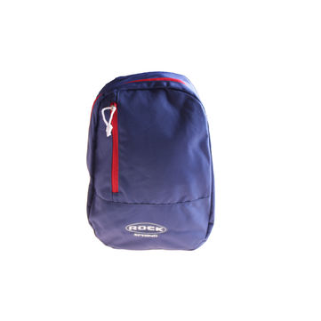 JERSEY BAG NAVY RED
