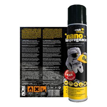 Nano impregnace - 300 ml