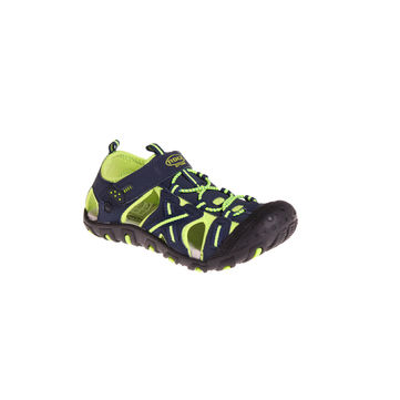ORDOSINO BLACK/NEON GREEN