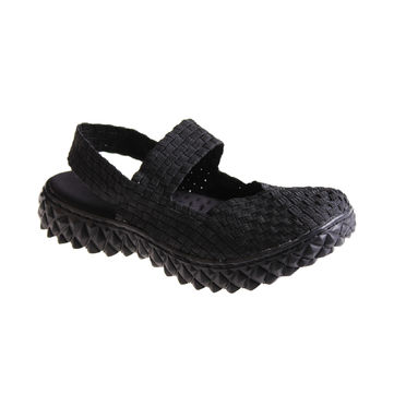 OVER SANDAL BLACK