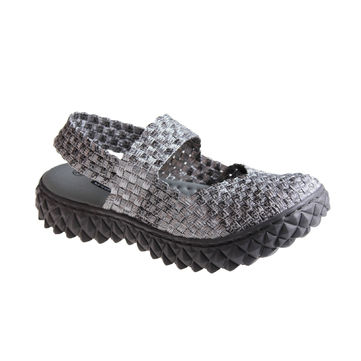 OVER SANDAL SILVER RS