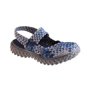 OVER SANDAL W NAVY RS