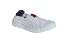 CRUISER WHITE 0006 BLUE SOLE