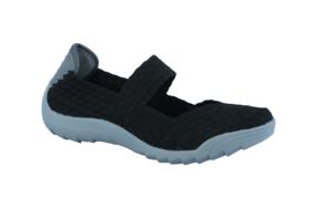 IKARI BLACK/GREY SOLE