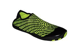 MALE NEON GREEN/BLACK M