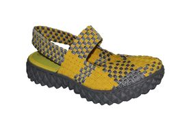 OVER SANDAL YELLOW/RS